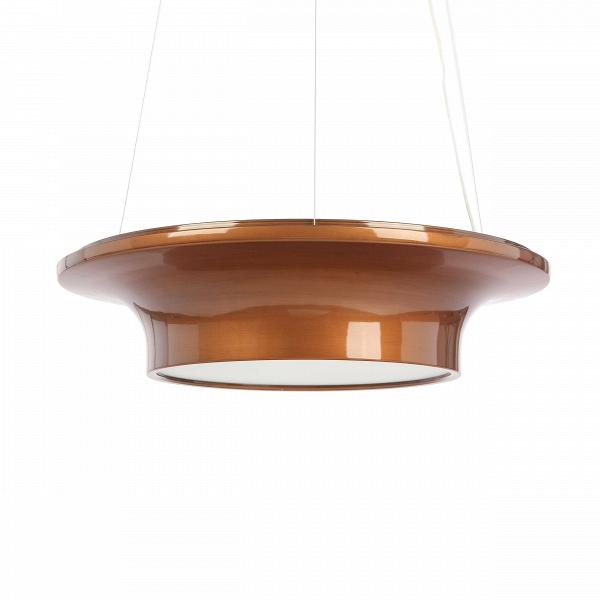 Подвесной светильник 1136S3Подвесные<br><br><br>stock: 3<br>Высота: 120<br>Диаметр: 55<br>Количество ламп: 4<br>Материал абажура: Стекло<br>Материал арматуры: Сталь<br>Мощность лампы: 40<br>Ламп в комплекте: Нет<br>Напряжение: 220<br>Тип лампы/цоколь: E14<br>Цвет абажура: Бронза красная матовая<br>Цвет арматуры: Бронза красная матовая