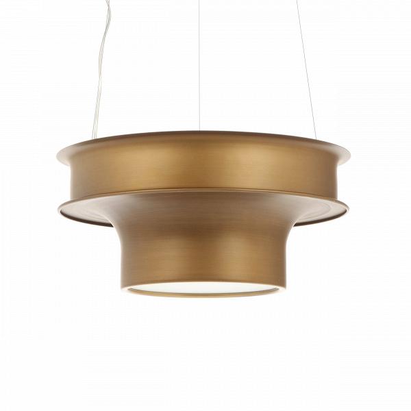 Подвесной светильник 1136S2Подвесные<br><br><br>stock: 3<br>Высота: 200<br>Диаметр: 45<br>Количество ламп: 4<br>Материал абажура: Стекло<br>Материал арматуры: Сталь<br>Мощность лампы: 40<br>Ламп в комплекте: Нет<br>Напряжение: 220<br>Тип лампы/цоколь: E14<br>Цвет абажура: Бронза золотая матовая<br>Цвет арматуры: Бронза золотая матовая