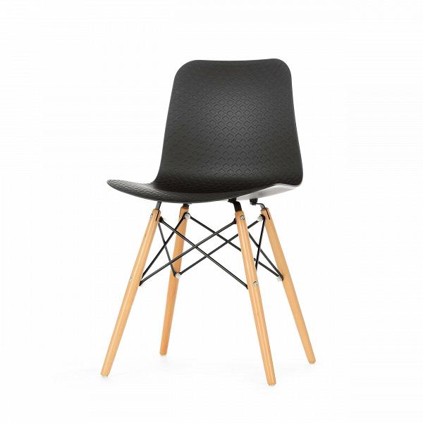 Стул GlideИнтерьерные<br>Дизайнерский пластиковый стул Glide (Глайд) на деревянных ножках из бука от Cosmo (Космо).<br>Стул Glide — это иконический дизайн с парой новых штрихов. Ножки стула Glide выполнены по одному из легендарных проектов интерьерного дизайна, который появился еще в середине прошлого столетия. Эта необычная конструкция изготовлена из натуральной древесины бука и металлических спиц, которые в свою очередь делают его не только стильным, но и устойчивым. <br> <br> Если вы еще не определились с тем, куда пост...<br><br>stock: 12<br>Высота: 82<br>Высота спинки: 45<br>Ширина: 45.5<br>Глубина: 49<br>Цвет ножек: Светло-коричневый<br>Материал ножек: Массив бука<br>Тип материала каркаса: Сталь<br>Цвет сидения: Черный<br>Тип материала сидения: Пластик<br>Тип материала ножек: Дерево<br>Цвет каркаса: Черный