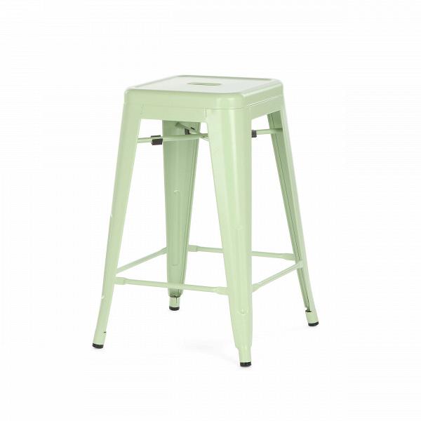 Полубарный стул MC-010Полубарные<br><br><br>stock: 39<br>Высота: 61<br>Ширина: 41<br>Глубина: 41<br>Тип материала каркаса: Сталь<br>Цвет каркаса: Светло-зеленый