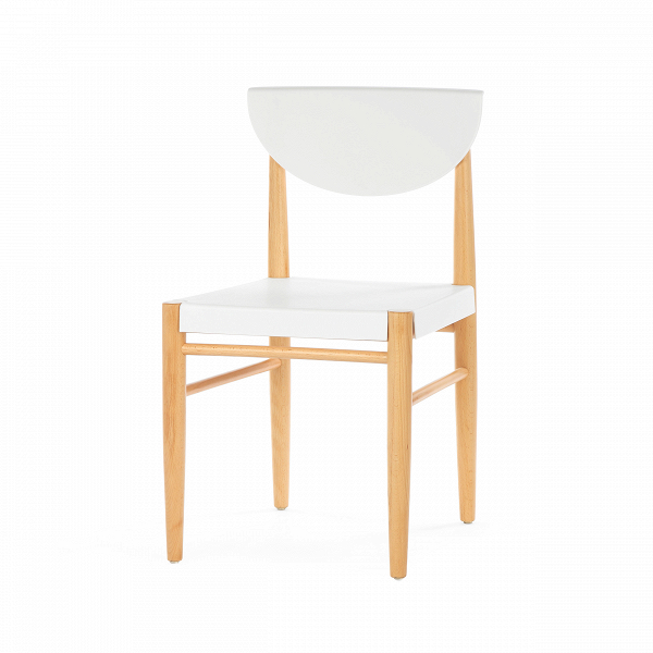 Стул Slow SCИнтерьерные<br>Стул Slow SC имеет очень простой, но современный дизайн, который особенно подойдет для интерьера в стилях минимализм или хай-тек. Стул имеет ровное сиденье и такую же ровную спинку, что позволит вам не терять осанку и тонус. Белоснежный цвет деталей изделия сделает комнату более светлой и просторной, в таких помещениях легче дышать, создается очень комфортная и легкая атмосфера.<br><br><br> Стул Slow SC сделан из легких и прочных материалов. Сиденье и спинка изготовлены из полипропилена — это по...<br><br>stock: 39<br>Высота: 80<br>Высота сиденья: 45<br>Ширина: 45<br>Глубина: 50<br>Цвет ножек: Светло-коричневый<br>Материал ножек: Массив бука<br>Цвет сидения: Белый<br>Тип материала сидения: Полипропилен<br>Тип материала ножек: Дерево