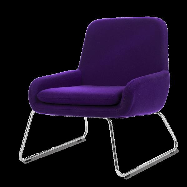 Кресло CocoИнтерьерные<br>Дизайнерское небольшое кресло Coco (Коко) в стиле минимализма на стальных ножках от Softline (Софтлайн).<br><br><br><br> КреслоВCoco — красивое и смелое кресло с минималистским, но очень динамичным дизайном. Это результат сотрудничества между Флеммингом Буском и Стефаном Б.Херцогом, датским коллективом дизайнеров, известными своими наградами вВобласти дизайна мебели. Округлые линии придают креслу Coco современный вид, который отлично вписывается вВлюбые интерьеры, как частные, так и&amp;...<br><br>stock: 0<br>Высота: 76<br>Высота сиденья: 40<br>Ширина: 65<br>Глубина: 73<br>Цвет ножек: Хром<br>Материал обивки: Шерсть, Полиамид<br>Коллекция ткани: Felt<br>Тип материала обивки: Ткань<br>Тип материала ножек: Сталь нержавеющая<br>Цвет обивки: Фиолетовый<br>Дизайнер: Busk + Hertzog