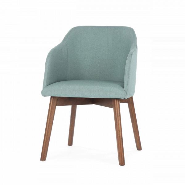 Стул MonteraИнтерьерные<br>Стул Montera гармонично сочетает в себе современный стиль, классические формы и непревзойденный комфорт. Особенно уютно он выглядит благодаря сплошным высоким подлокотникам, благодаря которым стул похож на теплое гнездышко. В дизайне изделия просматривается немецкий стиль, который отличается четкостью и строгостью, но не чужд привлекательности и комфорта.<br><br><br> Стул Montera представляет собой сочетание высококачественных и практичных материалов. Каучуковый каркас обладает высокой устойчиво...<br><br>stock: 0<br>Высота: 81<br>Ширина: 60.5<br>Глубина: 61<br>Цвет ножек: Орех<br>Материал ножек: Массив каучукового дерева<br>Материал сидения: Полиэстер<br>Цвет сидения: Голубой<br>Тип материала сидения: Ткань<br>Тип материала ножек: Дерево