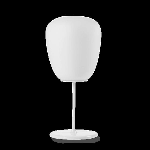 Настольный светильник Lumi Mochi диаметр 33Настольные<br>Дизайнерский элегантный белый настольный светильник Lumi Mochi (Луми Мочи) диаметр 33 от Cosmo (Космо).<br> Настольный светильник Lumi Mochi диаметр 33 от итальянского дизайнера Валерио Соммелла — одна из трех новых моделей серии Mochi. Линия названа в честь рисового японского пирожного мочи, которое абажур напоминает по форме. Все работы дизайнера отличаются современным стилем, легкостью, простотой и элегантностью.<br><br><br> Mochi представляет собой линию светильников, выполненных из дутого сте...<br><br>stock: 5<br>Высота: 71<br>Диаметр: 33<br>Количество ламп: 1<br>Материал абажура: Стекло<br>Материал арматуры: Металл<br>Мощность лампы: 60<br>Ламп в комплекте: Нет<br>Напряжение: 220<br>Тип лампы/цоколь: E27<br>Цвет абажура: Белый<br>Дизайнер: Valerio Sommella