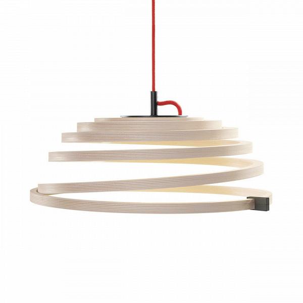 Подвесной светильник Aspiro 8000Подвесные<br>Подвесной светильник Aspiro 8000 отВфинского дизайнера Сеппо Кохо очаровывает своей спиралевидной формой изВпрессованной березы. ВВкачестве источника света используются светодиодные лампы. Древесина обеспечивает мягкое привлекательное свечение, создающее умиротворяющую атмосферу, аВсветодиодные лампыВ— это долговечные, экологичные иВэнергосберегающие источники света.<br><br><br><br> Подвесной светильник Aspiro 8000, созданный Сеппо Кохо, опережает свое время. Идея с...<br><br>stock: 1<br>Высота: 25-35<br>Диаметр: 50<br>Материал арматуры: Береза<br>Мощность лампы: 13<br>Теплота света: 3000<br>Тип лампы/цоколь: LED<br>Цвет арматуры: Натуральный<br>Дизайнер: Seppo Koho