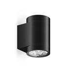 Уличный светильник Roll Max Wall, BlackУличные<br>Уличный светильник Roll Max Wall, Black — большая модель настенного светильника с высоким уровнем гидроизоляции. <br>Может быть использован как в помещениях с повышенной влажностью (ванная <br>комната, бассейн), так и вне помещений. Используется для подсветки <br>вертикальных поверхностей стен, для подчеркивания фактуры фасада. <br>Заливает светом стену по всей высоте и полноценно освещает поверхность <br>пола. Отличается высокой яркостью и отличным качеством света.<br><br>stock: 0<br>Высота: 15<br>Диаметр: 8,2<br>Длина: 11<br>Длина провода: 100<br>Количество ламп: 6<br>Материал абажура: Алюминий<br>Материал арматуры: Алюминий<br>Мощность лампы: 32<br>Ламп в комплекте: Да<br>Напряжение: 220<br>Степень защиты: 67<br>Теплота света: 3000<br>Тип лампы/цоколь: LED<br>Цвет абажура: Черный<br>Цвет арматуры: Черный<br>Цвет провода: Черный
