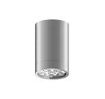 Уличный светильник Roll Max Top, AlumУличные<br>Уличный светильник Roll Max Top, Alum — большая модель потолочного светильника с высоким уровнем гидроизоляции. <br>Может быть использован как в помещениях с повышенной влажностью (ванная <br>комната, бассейн), так и вне помещений. Предназначен для заливки светом <br>больших площадей стен и полов. На светильник можно установить линзу с <br>узким углом рассеивания 30° для акцентного и камерного освещения. <br>Отличается высокой яркостью и отличным качеством света.<br><br>stock: 0<br>Диаметр: 8,3<br>Длина: 15,8<br>Длина провода: 100<br>Количество ламп: 6<br>Материал абажура: Алюминий<br>Мощность лампы: 16<br>Ламп в комплекте: Да<br>Напряжение: 220<br>Степень защиты: 67<br>Теплота света: 3000<br>Тип лампы/цоколь: LED<br>Цвет абажура: Хром<br>Цвет провода: Черный