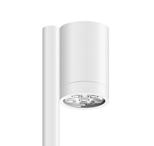 Уличный светильник Roll Max Ground, WhiteУличные<br>Уличный светильник Roll Max Ground, White — большая модель ландшафтного светильника с высоким уровнем гидроизоляции.<br> Светильник предназначен для подсветки малых и крупных садовых форм, <br>кустов, деревьев и архитектурных элементов, также идеально подходит для<br> освещения садовых тротуаров. Основание светильника (место, где <br>светильник крепится к шесту) оснащено двумя поворотными осями: <br>вертикальной (180°) и горизонтальной (355°). Отличается высокой яркостью<br> и отличным качеством света.<br><br>stock: 0<br>Высота: 16<br>Диаметр: 8,3<br>Длина: 11<br>Длина провода: 100<br>Количество ламп: 6<br>Материал абажура: Алюминий<br>Материал арматуры: Алюминий<br>Мощность лампы: 16<br>Ламп в комплекте: Да<br>Напряжение: 220<br>Степень защиты: 67<br>Теплота света: 3000<br>Тип лампы/цоколь: LED<br>Цвет абажура: Белый<br>Цвет арматуры: Белый<br>Цвет провода: Черный