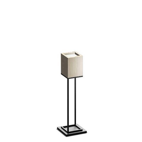 Напольный светильник Cubx 2S, OakНапольные<br>Как и все светильники фирмы Handy, напольный светильник Cubx 2S, Oak оснащен светодиодами отличного качества, яркость которых можно варьировать от декоративной ночной подсветки до очень яркого источника дополнительного освещения. Управление яркостью интуитивно. <br> <br> Вообще со светильником приятно иметь дело. Он большой, основательный, тяжелый. Дизайнерам удалось создать вещь, от взаимодействия с которой остается ощущение чего-то современного и надежного. Напольный светильник Cubx 2S, Oak из ...<br><br>stock: 0<br>Высота: 115<br>Ширина: 20<br>Длина: 20<br>Длина провода: 300<br>Количество ламп: 2<br>Материал абажура: Дерево<br>Материал арматуры: Металл<br>Мощность лампы: 28<br>Ламп в комплекте: Да<br>Напряжение: 220<br>Степень защиты: 40<br>Теплота света: 3000<br>Тип лампы/цоколь: LED<br>Цвет абажура: Дуб<br>Цвет арматуры: Черный<br>Цвет провода: Черный