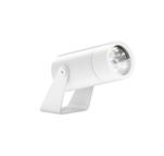 Уличный светильник Roll Midi, WhiteУличные<br>Уличный светильник Roll Midi, White — средняя по размеру модель ландшафтного светильника с высоким уровнем <br>гидроизоляции. Светильник выполняет роль прожектора. Предназначен для <br>подсветки крупных архитектурных элементов, заливки стен светом, <br>подсветки элементов фасада. Может выполнять функции wall washer <br>(равномерная заливка светом больших поверхностей) при установке линзы с <br>широким углом света. Отличается высокой яркостью и отличным качеством <br>света.<br><br>stock: 0<br>Высота: 10<br>Диаметр: 6<br>Длина: 14,5<br>Длина провода: 100<br>Количество ламп: 3<br>Материал абажура: Алюминий<br>Материал арматуры: Алюминий<br>Мощность лампы: 9<br>Ламп в комплекте: Да<br>Напряжение: 220<br>Степень защиты: 67<br>Теплота света: 3000<br>Тип лампы/цоколь: LED<br>Цвет абажура: Белый<br>Цвет арматуры: Белый<br>Цвет провода: Черный