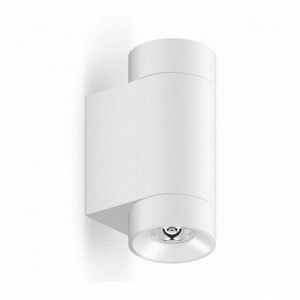 Уличный светильник Roll Mini Wall, WhiteУличные<br>Уличный светильник Roll Mini Wall, White — маленькая модель настенного светильника с высоким уровнем гидроизоляции.<br> Может быть использован как в помещениях с повышенной влажностью (ванная<br> комната, бассейн), так и вне помещений. Используется для подсветки <br>вертикальных поверхностей стен, для подчеркивания фактуры фасада. <br>Заливает светом стену по всей высоте и полноценно освещает поверхность <br>пола. Отличается высокой яркостью и отличным качеством света.<br><br>stock: 0<br>Высота: 9<br>Диаметр: 4,5<br>Длина: 7<br>Длина провода: 100<br>Количество ламп: 1<br>Материал абажура: Алюминий<br>Материал арматуры: Алюминий<br>Мощность лампы: 6<br>Ламп в комплекте: Да<br>Напряжение: 220<br>Степень защиты: 67<br>Теплота света: 3000<br>Тип лампы/цоколь: LED<br>Цвет абажура: Белый<br>Цвет арматуры: Белый<br>Цвет провода: Черный