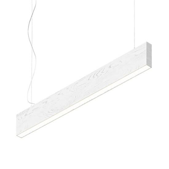 Подвесной светильник Timber Lamp, WhiteПодвесные<br>Фирме Handy очень хотелось создать простой светильник. Простой в хорошем смысле этого слова. Чтобы в нем не было излишней вычурности, как у европейских дизайнерских светильников, и при этом он не был безликим и «строительным» вроде светильников в алюминиевом профиле. Скромный и приятный внешний вид (корпус может быть выполнен из любой породы дерева) и отличное качество света — вот идеальный рецепт простого светильника. <br><br>Подвесной светильник Timber Lamp, White используется для основного <br>и...<br><br>stock: 0<br>Высота: 16<br>Ширина: 5<br>Длина: 120<br>Длина провода: 200<br>Количество ламп: 1<br>Материал абажура: Дерево<br>Мощность лампы: 30<br>Ламп в комплекте: Да<br>Напряжение: 220<br>Степень защиты: 40<br>Теплота света: 3000<br>Тип лампы/цоколь: LED<br>Цвет абажура: Белый<br>Цвет провода: Черный