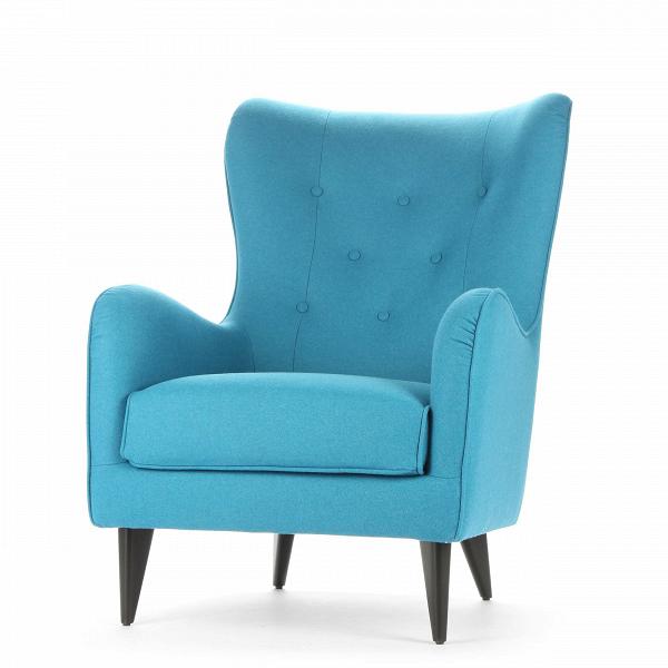 Кресло PolaИнтерьерные<br>Дизайнерское мягкое удобное кресло Pola (Пола) с тканевой обивкой от Sits (Ситс).<br><br><br> Дизайнеры компании Sits, чья мебель имеет выраженные шведские черты, не перестает радовать новыми моделями мягкой мебели. Изящные и невероятно удобные формы кресла Pola помогут вам расслабиться и отдохнуть даже в самый разгар трудового дня. На выбор имеется большое количество вариантов цветового исполнения обивки кресла, благодаря чему вы легко подберете именно то, что лучше всего подойдет вашей комнате...<br><br>stock: 0<br>Высота: 102<br>Высота сиденья: 45<br>Ширина: 77<br>Глубина: 96<br>Цвет ножек: Черный<br>Материал обивки: Шерсть, Полиамид<br>Степень комфортности: Стандарт комфорт<br>Коллекция ткани: Категория ткани III<br>Тип материала обивки: Ткань<br>Тип материала ножек: Дерево<br>Цвет обивки: Бирюзовый