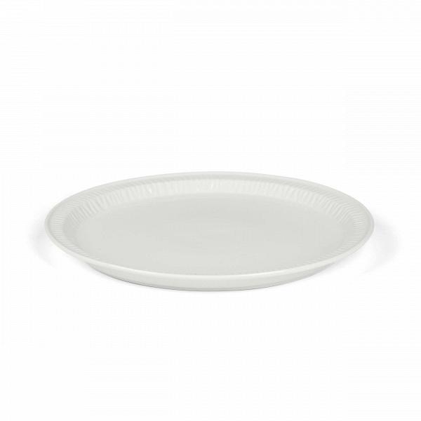 Блюдо Estetico QuotidianoПосуда<br>Блюдо Estetico Quotidiano из коллекции столовой посуды Estetico Quotidiano. Что вВнашей жизни может быть привычнее иВнезаметнее, чем, например, одноразовая посуда или пластиковые бутылки? Разве только посуда вВсобственном доме, наВрисунок которой уже давно неВобращаешь внимания.<br><br><br> Дизайнер Алессандро Дзамбелли совместно с компанией Seletti выпустили коллекцию столовой посуды под названием Estetico Quotidiano, что можно перевести сВитальянского языка к...<br><br>stock: 32<br>Материал: Фарфор<br>Цвет: Белый<br>Диаметр: 28