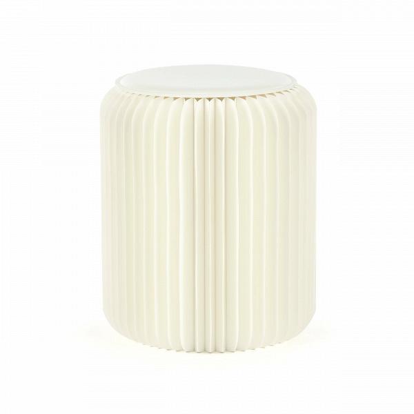 Табурет бумажный высота 42 смТабуреты<br><br><br>stock: 5<br>Высота: 42<br>Диаметр: 36<br>Материал каркаса: Бумага<br>Цвет сидения: Белый<br>Тип материала сидения: Полиуретан<br>Цвет каркаса: Белый