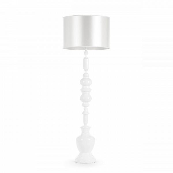 Напольный светильник ParalumeНапольные<br><br><br>stock: 5<br>Высота: 165<br>Диаметр: 55<br>Количество ламп: 1<br>Материал абажура: Ткань<br>Материал арматуры: Полистоун<br>Ламп в комплекте: Нет<br>Напряжение: 220<br>Тип лампы/цоколь: E27<br>Цвет абажура: Белый<br>Цвет арматуры: Белый