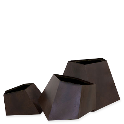 Набор ваз для цветов Boulders куплю двигатель бу на газель и ваз