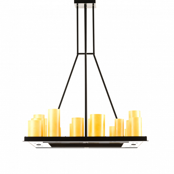 Потолочный светильник CavoПотолочные<br>Потолочный светильник Cavo – творение известного своим особым подходом к освещению Кевина Райли. Основной элемент его дизайнерских светильников – искусственные свечи, которые объединяют в себе безопасность электричества и очарование огня. Светильник отличается лаконичным дизайном, практичностью и высокой функциональностью.<br><br><br> Каждое произведение Кевина Райли несёт в себе скульптурно-декоративную функцию, с помощью которой можно создать уют в любом помещении. Все работы дизайнера, в том...<br><br>stock: 4<br>Высота: 100<br>Ширина: 80<br>Длина: 80<br>Количество ламп: 24<br>Материал абажура: Смола<br>Материал арматуры: Металл<br>Напряжение: 220<br>Тип лампы/цоколь: E27+LED<br>Цвет абажура: Черный матовый<br>Дизайнер: Kevin Reilly