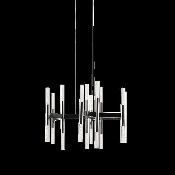 Потолочный светильник ChampagneПотолочные<br>Потолочный светильник Chamagne — это творение дизайнера Роберта Соннемана, работы которого завоевали всемирное признание и считаются современной классикой. Они демонстрируются в Музее современного искусства в Нью-Йорке и Хьюстоне, в Национальном музее дизайна Купер-Хьюитт и других. Роберт утверждает, что все предметы одинаково служат ему вдохновением и благородный напиток не исключение.<br><br><br> Глядя на потолочный светильник Champagne, который по праву можно назвать произведением искусства,...<br><br>stock: 0<br>Высота: 150<br>Диаметр: 48<br>Доп. цвет абажура: Хром<br>Материал абажура: Акрил<br>Материал арматуры: Металл<br>Мощность лампы: 20<br>Ламп в комплекте: Нет<br>Тип лампы/цоколь: LED<br>Цвет абажура: Прозрачный<br>Дизайнер: Robert Sonneman