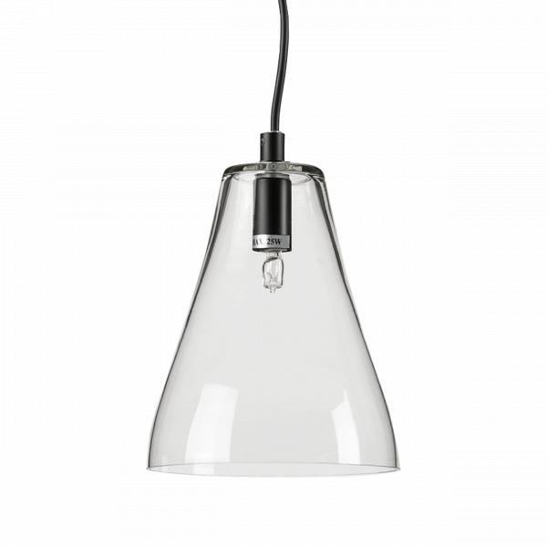 Подвесной светильник SienПодвесные<br>Подвесной светильник Sien идеально подходит для кухни: благодаря простому, но лаконичному дизайну он может вписаться в любой интерьер, а за счет прозрачного абажура, расширяющегося книзу, он отлично освещает любое помещение (что для кухни как для рабочего пространства особенно важно). Тем не менее он гармонично смотрится и в гостиной, особенно если использовать не один, а несколько светильников из той жеВколлекции (например, с подвесным светильником Bubble). Он также подходит для осве...<br><br>stock: 0<br>Высота: 150<br>Диаметр: 14<br>Количество ламп: 1<br>Материал абажура: Стекло<br>Мощность лампы: 2<br>Ламп в комплекте: Нет<br>Тип лампы/цоколь: G9<br>Цвет абажура: Прозрачный
