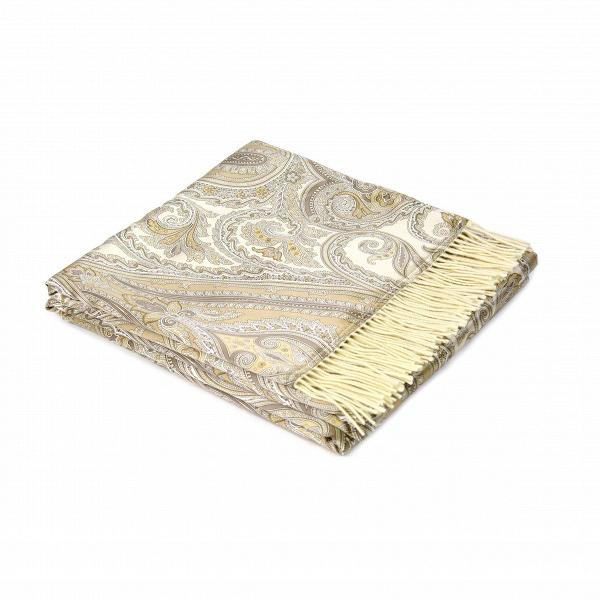 Плед Cristallo S2Разное<br>Плед Cristallo S2 от известного итальянского производителя Marzotto обладает красивым, легким дизайном. Изделие идеально подходит для летних вечерних посиделок на веранде или в патио, им приятно укрываться дома, сидя в кругу семьи.<br><br><br> Для создания текстиля Marzotto использует лучшее оборудование, что позволяет им ткать пледы высочайшего качества. С одной стороны плед Cristallo S2 соткан из тончайшего, удивительно приятного на ощупь шелка, а с другой состоит на 50% из кашемира и на стол...<br><br>stock: 0<br>Ширина: 130<br>Материал: Шелк<br>Цвет: Бежевый<br>Длина: 180<br>Материал дополнительный: Кашемир, Шерсть