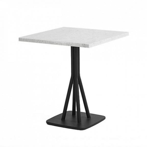 Барный стол RylandБарные<br>Компактный барный стол Ryland станет отличным вариантом для функционального дополнения кухни или столовой. Стол обладает небольшими габаритами, что позволяет установить его даже в самых маленьких помещениях. Модель выполнена в современном стиле с четким цветовым контрастом.<br><br><br> Барный стол Ryland – это необыкновенно надежное и устойчивое изделие. Высокие характеристики прочности ему придают материалы, из которых он изготовлен, это сталь для каркаса и мрамор для столешницы. Такое сочетани...<br><br>stock: 0<br>Высота: 70<br>Ширина: 65<br>Длина: 75<br>Цвет столешницы: Белый<br>Материал каркаса: Сталь<br>Материал столешницы: Мрамор<br>Цвет каркаса: Черный