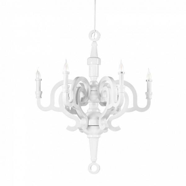 Подвесной светильник 1023S-900Подвесные<br><br><br>stock: 0<br>Высота: 102<br>Диаметр: 90<br>Количество ламп: 6<br>Материал арматуры: Дерево<br>Мощность лампы: 40<br>Ламп в комплекте: Нет<br>Тип лампы/цоколь: E14<br>Цвет арматуры: Белый
