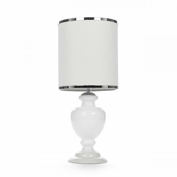 Настольный светильник CX-2342AНастольные<br>Дизайнерский белый настольный светильник CX-2342A (ЦИКС-2342А) на толстой ножке с абажуром из бумаги от Cosmo (Космо).<br><br>stock: 1<br>Материал абажура: Бумага<br>Материал арматуры: Металл<br>Цвет абажура: Белый<br>Цвет арматуры: Белый