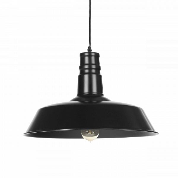 Подвесной светильник BKПодвесные<br><br><br>stock: 15<br>Высота: 29<br>Диаметр: 45<br>Длина провода: 160<br>Доп. цвет абажура: Белый<br>Материал абажура: Металл<br>Мощность лампы: 60<br>Тип лампы/цоколь: E27<br>Цвет абажура: Черный<br>Цвет провода: Черный