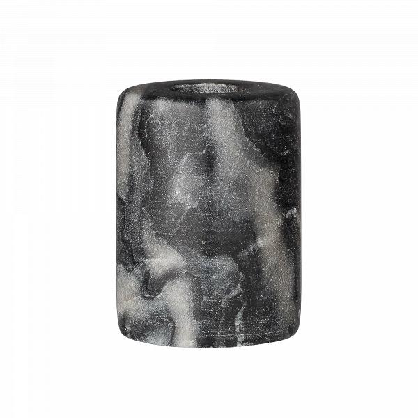 Подсвечник Grey MarbleПодсвечники и свечи<br><br><br>stock: 0<br>Высота: 8<br>Материал: Мрамор<br>Цвет: Серый<br>Диаметр: 6