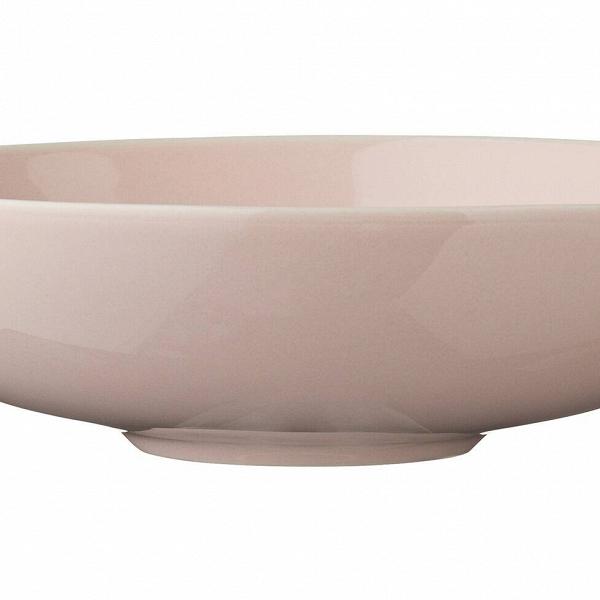 Тарелка для супа Bloomingville розоваяПосуда<br><br><br>stock: 0<br>Высота: 5<br>Материал: Керамика<br>Цвет: Розовый<br>Диаметр: 19