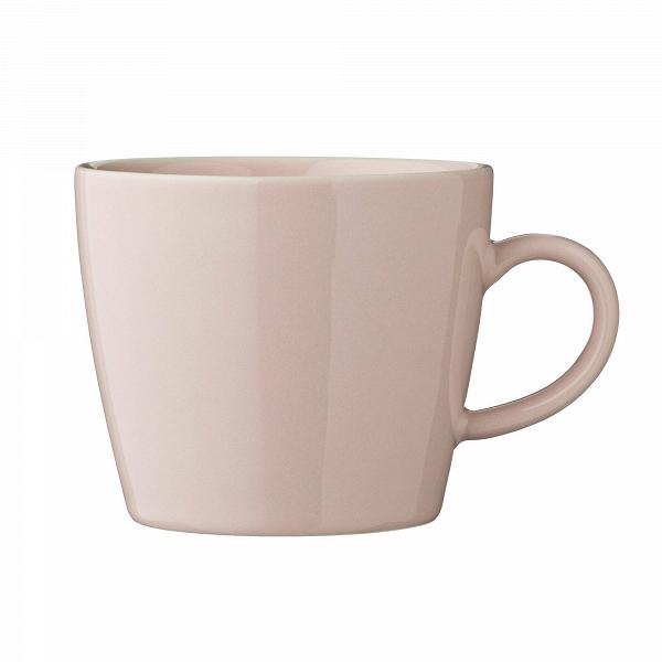 Кружка Bloomingville розоваяПосуда<br><br><br>stock: 0<br>Высота: 8<br>Материал: Керамика<br>Цвет: Розовый<br>Диаметр: 9,5
