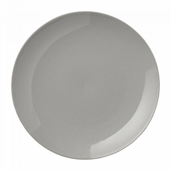 Тарелка Bloomingville сераяПосуда<br><br><br>stock: 0<br>Материал: Керамика<br>Цвет: Серый<br>Диаметр: 16
