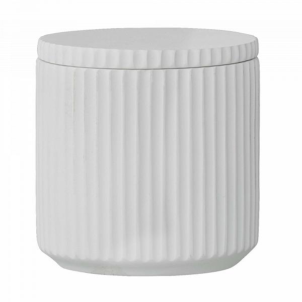 Емкость для хранения Costela WhiteРазное<br><br><br>stock: 0<br>Высота: 9<br>Материал: Фарфор<br>Цвет: Белый<br>Диаметр: 9