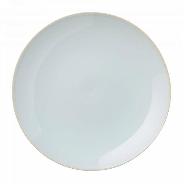 Тарелка Bloomingville голубаяПосуда<br><br><br>stock: 0<br>Материал: Керамика<br>Цвет: Голубой<br>Диаметр: 16