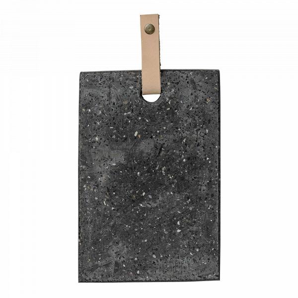 Разделочная доска Terrazzo GreyПосуда<br><br><br>stock: 1<br>Высота: 30,5<br>Ширина: 20,5<br>Материал: Терраццо<br>Цвет: Серый
