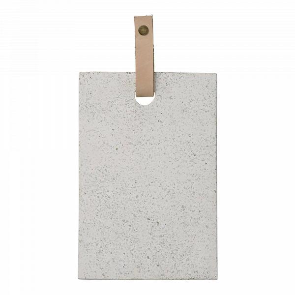 Разделочная доска Terrazzo WhiteПосуда<br><br><br>stock: 0<br>Высота: 30,5<br>Ширина: 20,5<br>Материал: Терраццо<br>Цвет: Белый