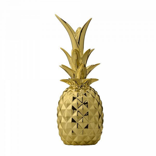 Декоративный ананас Gold