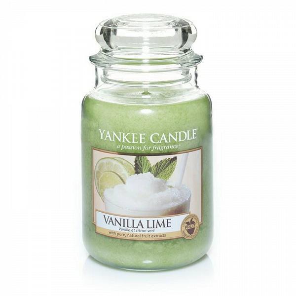Свеча большая  в стеклянной банке Vanilla Lime куплю срочно ооо со счетом в альфа банке