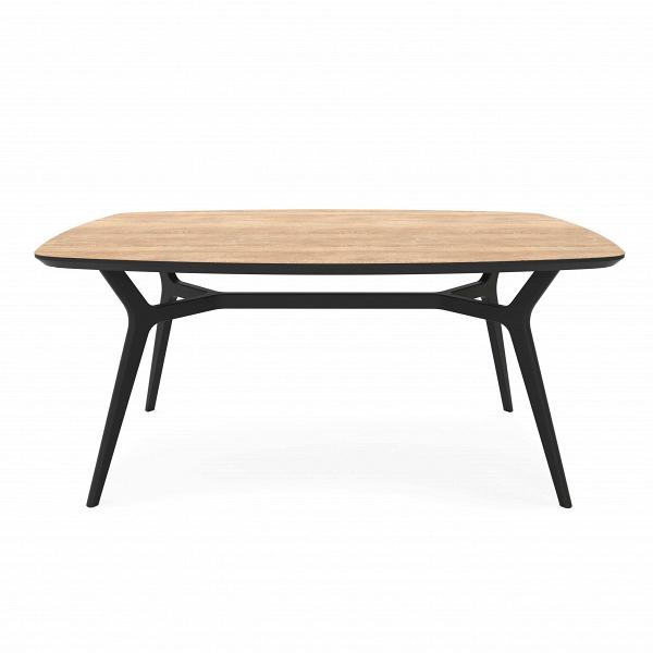 Обеденный стол Johann дуб, графит