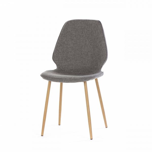 Стул LivarasИнтерьерные<br>Оформление комнаты набором из ярких, интересных стульев – это один из самых эффективных способов подчеркнуть стилистику помещения и разнообразить его новыми цветами и формами. Стул Livaras – это не только интересный дизайн, но и потрясающий комфорт: дизайнеры придали изделию анатомическую форму, благодаря чему во время сидения сохраняется правильная осанка и разгружается поясница. Это достигается за счет легкого изгиба корпуса стула, а также удобной глубины сиденья.<br><br><br> Изделие радует ...<br><br>stock: 34<br>Высота: 82<br>Ширина: 50<br>Глубина: 46<br>Цвет ножек: Коричневый<br>Цвет сидения: Серый<br>Тип материала сидения: Ткань<br>Тип материала ножек: Металл