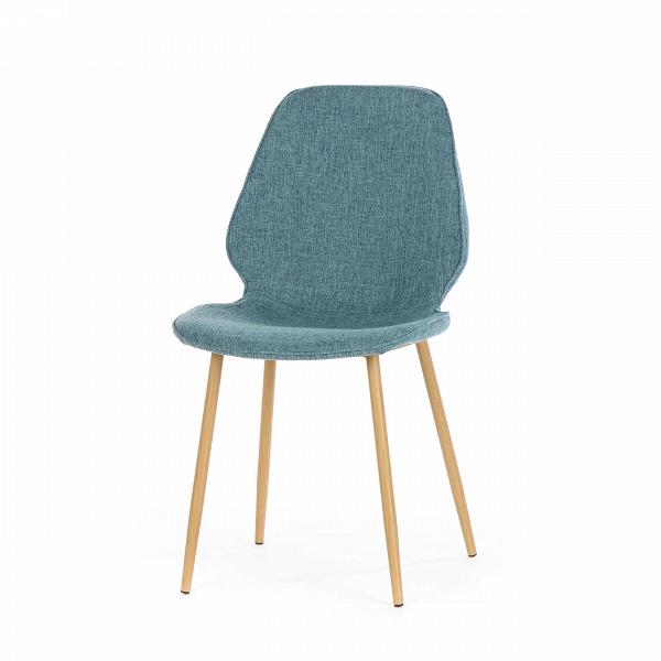Стул LivarasИнтерьерные<br>Оформление комнаты набором из ярких, интересных стульев – это один из самых эффективных способов подчеркнуть стилистику помещения и разнообразить его новыми цветами и формами. Стул Livaras – это не только интересный дизайн, но и потрясающий комфорт: дизайнеры придали изделию анатомическую форму, благодаря чему во время сидения сохраняется правильная осанка и разгружается поясница. Это достигается за счет легкого изгиба корпуса стула, а также удобной глубины сиденья.<br><br><br> Изделие радует ...<br><br>stock: 50<br>Высота: 82<br>Ширина: 50<br>Глубина: 46<br>Цвет ножек: Коричневый<br>Цвет сидения: Синий<br>Тип материала сидения: Ткань<br>Тип материала ножек: Металл