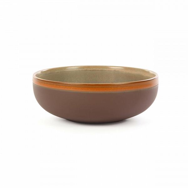 Миска Auberge диаметр 23Посуда<br>Посуда в восточном стиле способна преобразить всю обстановку и превратить обычный прием пищи в маленькую церемонию. Коллекция Auberge представляет собой прекрасный набор из посуды, обладающей утонченным дизайном и выполненной в умиротворяющей цветовой гамме.<br><br><br> В коллекцию Auberge входят сосуды самого разного назначения – тарелки для супа, для салата, емкости для соусов и даже кувшины. Особое значение создатели придали материалу, из которого изготавливается набор, это экологически чис...<br><br>stock: 52<br>Высота: 4,8<br>Материал: Глина<br>Цвет: Оранжевый<br>Диаметр: 23