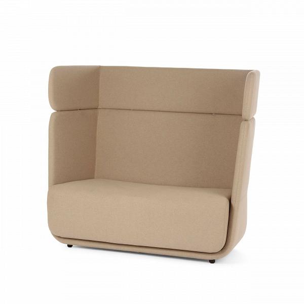 Диван BasketДвухместные<br>Дизайнерский креативный яркий диван Basket (Баскет) с высокой спинкой от Softline (Софтлайн).<br><br><br> Диван Basket разработан как интегрированная модульная система, которая позволяет вам создавать свое пространство так, как нравится вам. Он вдохновлен пляжными креслами-корзинами. Диван спроектировал Маттиас Демакер, немецкий дизайнер. Он одновременно обучался дизайну, работал в архитектурных студиях и сотрудничал с различными мастерскими. Особенность стиля Демакера — создавать простые, но изыск...<br><br>stock: 1<br>Высота: 126<br>Высота сиденья: 42<br>Глубина: 74<br>Длина: 152<br>Материал обивки: Хлопок, Полиакрил<br>Тип материала каркаса: Сталь нержавеющя<br>Коллекция ткани: Eco Cotton<br>Тип материала обивки: Ткань<br>Цвет обивки: Светло-бежевый<br>Дизайнер: Matthias Demacker