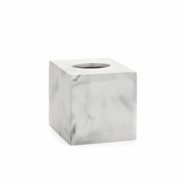 Салфетница WuhanРазное<br>Элегантная коллекция Wuhan включает в себя модели предметов, необходимых в быту. Особенность этих моделей в их стильном дизайне, каждое изделие выполнено «под мрамор», что будет очень красиво смотреться в любом интерьере.<br><br><br> Стаканы, банки, мыльницы, дозаторы и другие предметы коллекции Wuhan сделаны из бетона, а это позволяет гарантировать их долговечность и прочность.<br><br><br> Эти предметы будут долго служить вам и станут потрясающим украшением для вашего дома. Wuhan также подойдет для и...<br><br>stock: 30<br>Высота: 15,2<br>Ширина: 14,2<br>Материал: Бетон<br>Цвет: Белый<br>Длина: 14,2<br>Цвет дополнительный: Черный