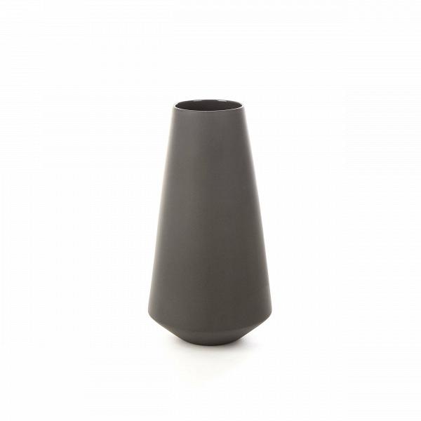 Ваза CylinderВазы<br>Один из наилучших способов подчеркнуть красоту цветочного букета или декоративного растения – это установить для него подходящий сосуд. Однотонные простые вазы – элегантное и стильное решение для любого дома. Оригинальная ваза Cylinder выполнена как раз в таком духе: минималистичный дизайн, спокойный цветовой тон и мягкая, естественная форма.<br><br><br> Ваза сделана из керамики. Керамические изделия пользуются большой популярностью у многих дизайнеров главным образом благодаря своей универсальн...<br><br>stock: 96<br>Высота: 24,5<br>Материал: Керамика<br>Цвет: Темно-серый<br>Диаметр: 9