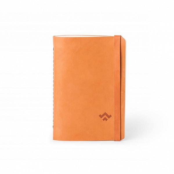 Блокнот Mekong, рыжийРазное<br>Преимущество этой модели в ее практичности и долговечности. Дизайнерский блокнот Mekong (Меконг) «упакован» в прочную, плотную обложку из натуральной кожи – такая обложка защитит страницы от механического воздействия, стирания, трения и даже от влаги.<br><br><br> Прелесть этой модели и в ее универсальности – блокнот можно использовать в качестве записной книжки, ежедневника или просто расписывать в нем рабочие задачи.<br><br> Оригинальный блокнот Mekong, рыжий – это долговечность и качество, которые...<br><br>stock: 0<br>Высота: 20<br>Ширина: 2<br>Материал: Кожа<br>Цвет: Рыжий<br>Длина: 14