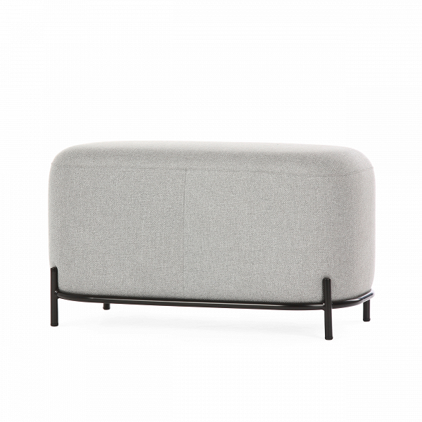 Пуф Pawai ширина 80Пуфы и оттоманки<br>Пуфы необязательно должны присутствовать в домашнем интерьере, но сколько эстетического наслаждения и комфорта дарит такая мебель. Дизайнерский пуф Pawai ширина 80 буквально преобразит любую обстановку, интерьер вмиг станет более приветливым, более удобным и теплым.<br><br><br> Особенное внимание стоит уделить материалам, из которых создается эта модель: все исходники обладают высочайшим качеством и отлично соответствуют духу современных стилей в дизайне. Прочный и практичный полиэстер обладает ...<br><br>stock: 9<br>Высота: 45<br>Ширина: 80<br>Глубина: 40<br>Цвет ножек: Черный<br>Материал каркаса: Дерево<br>Материал обивки: Полиэстер<br>Тип материала обивки: Ткань<br>Тип материала ножек: Сталь<br>Цвет обивки: Серый