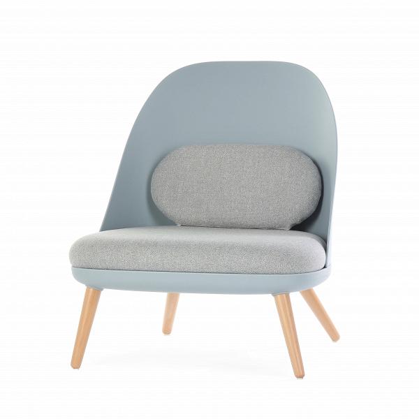 Кресло ColmarИнтерьерные<br>Дизайнерское кресло Colmar (Кольмар) – это настоящее воплощение удобства в современном стиле. Модель получила свое название в честь небольшого города на северо-востоке Франции. Кресло представляет собой прекрасный образ комфорта и обаяния французского интерьера, но оформлено в более современном формате.<br><br><br> Современный стиль предполагает использование инновационных материалов: обивка из износостойкого полиэстера, спинка и каркас из прочного полипропилена и небольшое добавление классическ...<br><br>stock: 20<br>Высота: 75,5<br>Высота сиденья: 34<br>Ширина: 70<br>Глубина: 65,5<br>Цвет ножек: Светло-коричневый<br>Цвет спинки: Голубой<br>Материал ножек: Массив бука<br>Материал сидения: Полиэстер<br>Цвет сидения: Серый<br>Тип материала спинки: Полипропилен<br>Тип материала сидения: Ткань<br>Тип материала ножек: Дерево