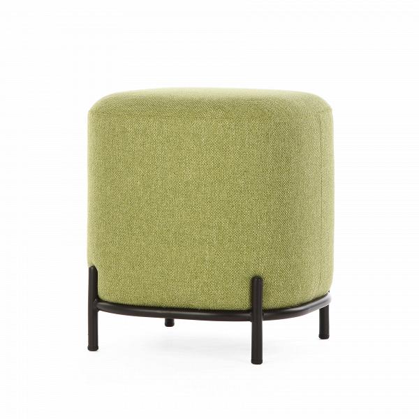 Пуф Pawai квадратныйПуфы и оттоманки<br>Очаровательный дизайнерский пуф Pawai квадратный – это миниатюрный предмет домашней меблировки, благодаря которому любая комната станет еще более функциональной и уютной. Модель привлекает внимание своей мягкой пузатой формой, которая просто создана дарить комфорт и эстетическое удовольствие.<br><br><br> Особенное внимание стоит уделить материалам, из которых создается эта модель: все исходники обладают высочайшим качеством и отлично соответствуют духу современных стилей в дизайне. Прочный и пра...<br><br>stock: 9<br>Высота: 45<br>Ширина: 40<br>Глубина: 40<br>Цвет ножек: Черный<br>Материал каркаса: Дерево<br>Материал обивки: Полиэстер<br>Тип материала обивки: Ткань<br>Тип материала ножек: Сталь<br>Цвет обивки: Зеленый